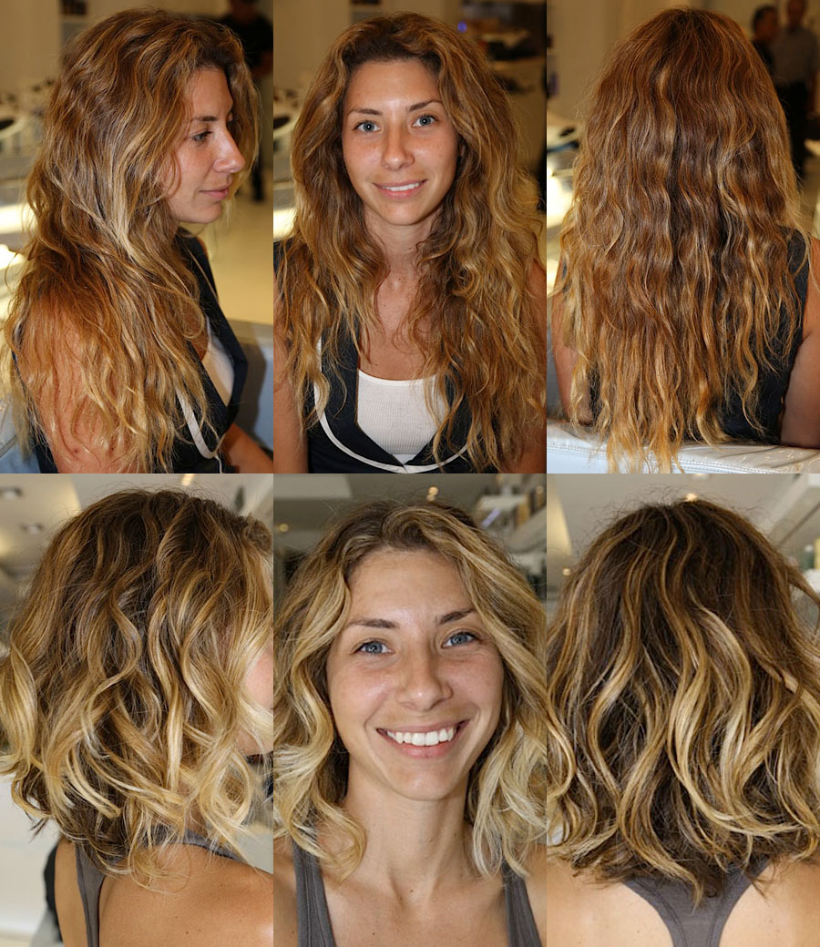 Before and after beautiful curly beachy hair ramirez tran salon before and after beautiful curly beachy hair pmusecretfo Images