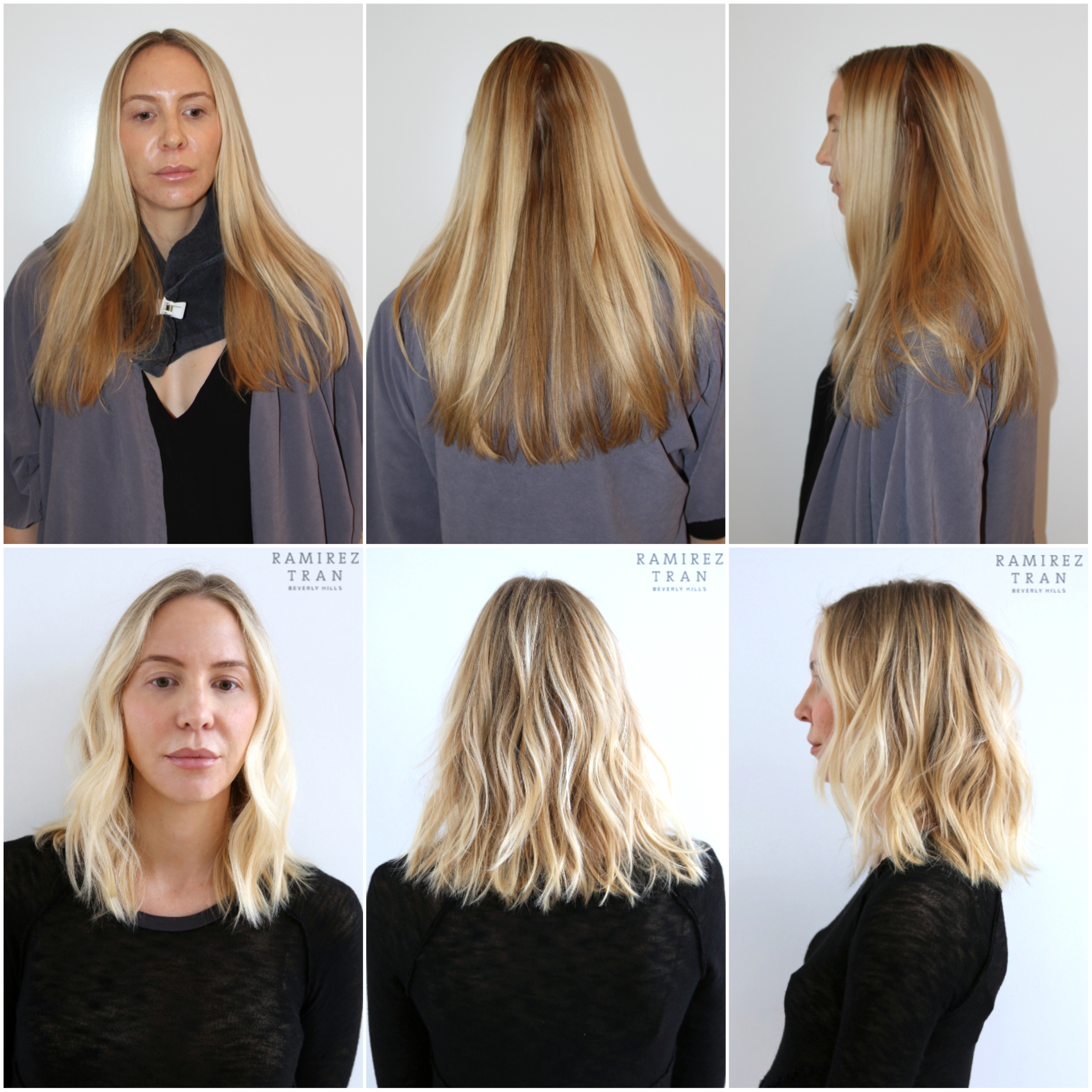 Hair Color Transformations with Celebrity Stylist George ...