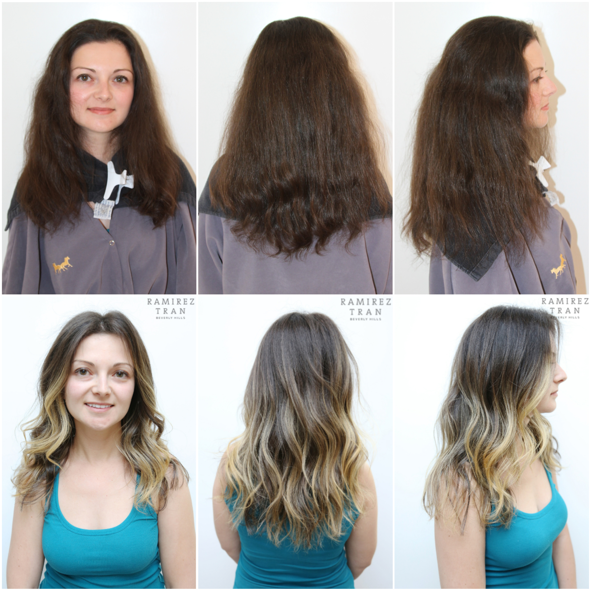Baby blond highlights archives page 33 of 68 ramirez tran salon this client is proof that small changes can sometimes make a dramatic difference for the better johnny lifted her base to a sightly lighter brown color and pmusecretfo Images