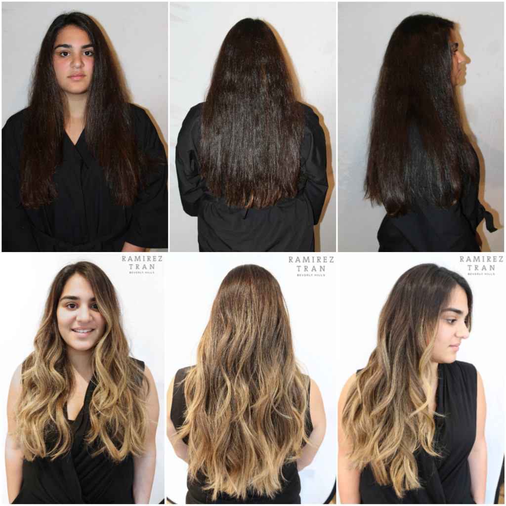 Hair Lights Before And After Baby Baby Blond Highlights