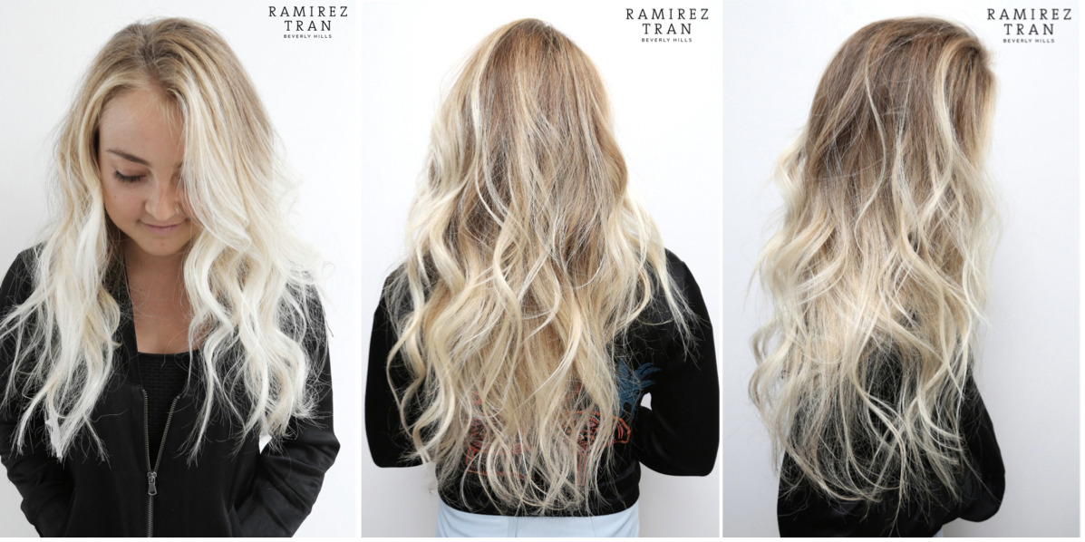 how to get really blonde hair naturally