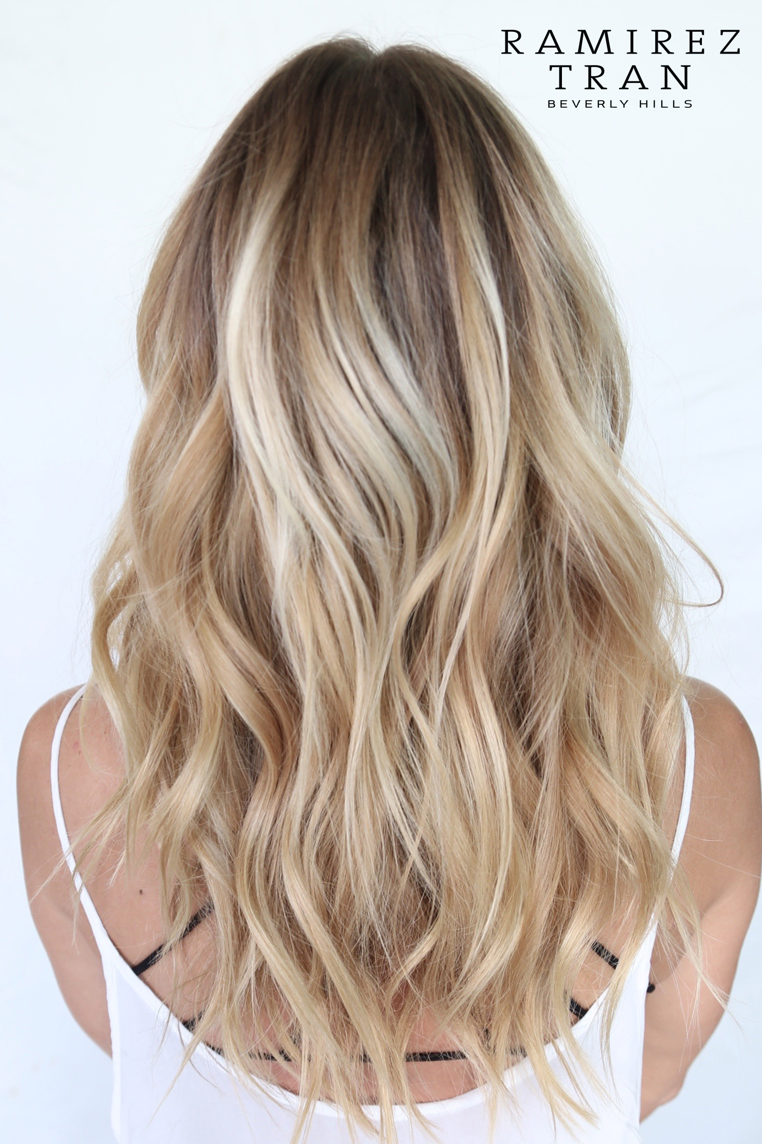 Beachy Blonde In Miami Ramirez Tran Salon