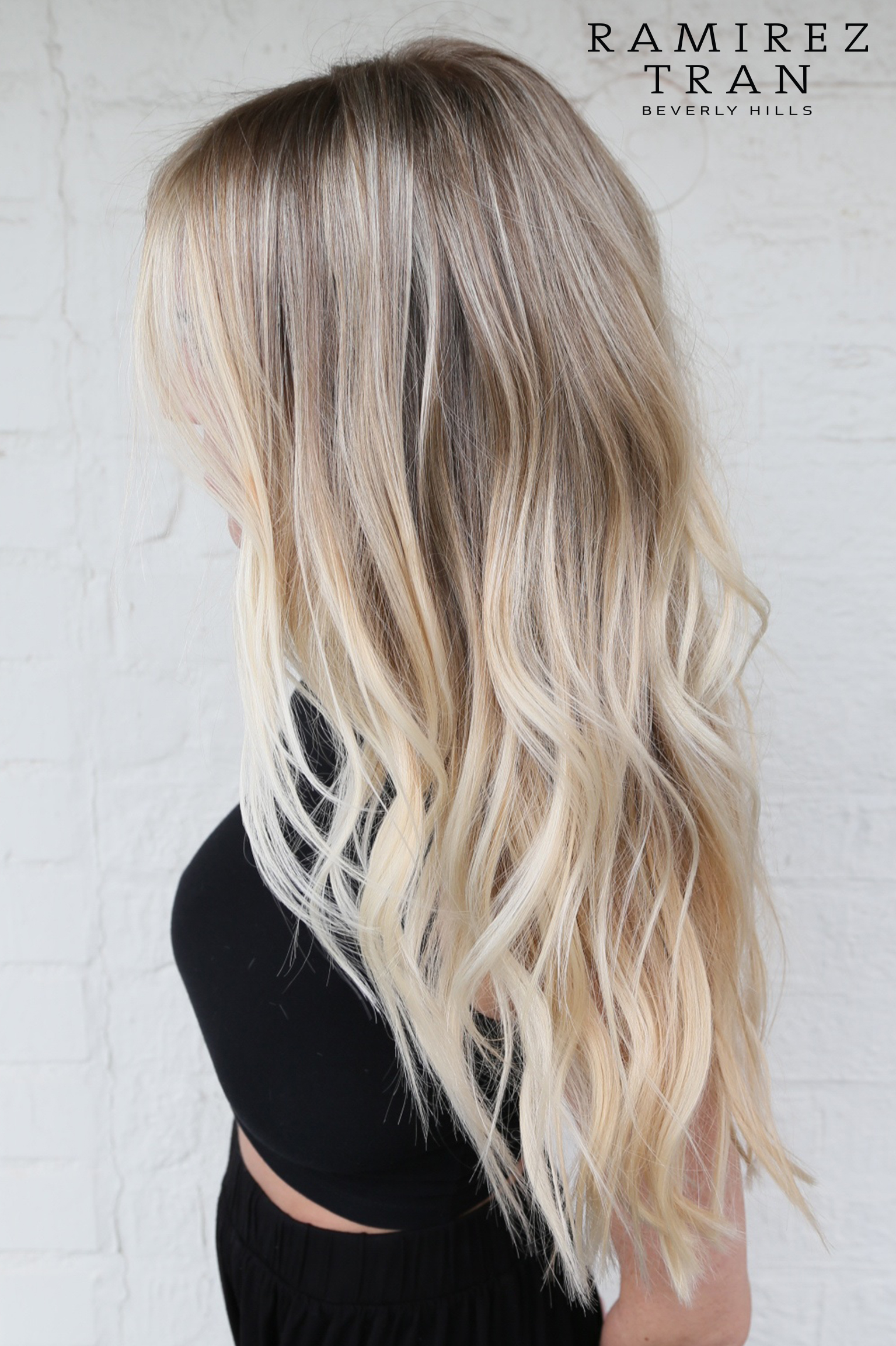 tie and dye blond polaire hair pinterest blond and makeup. Black Bedroom Furniture Sets. Home Design Ideas