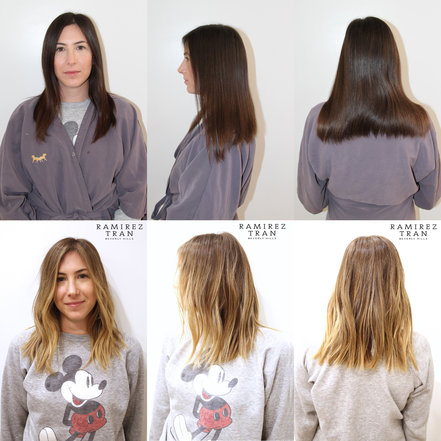 hair color by johnny ramirez @ johnnyramirez1 cut style by anh co tran ...