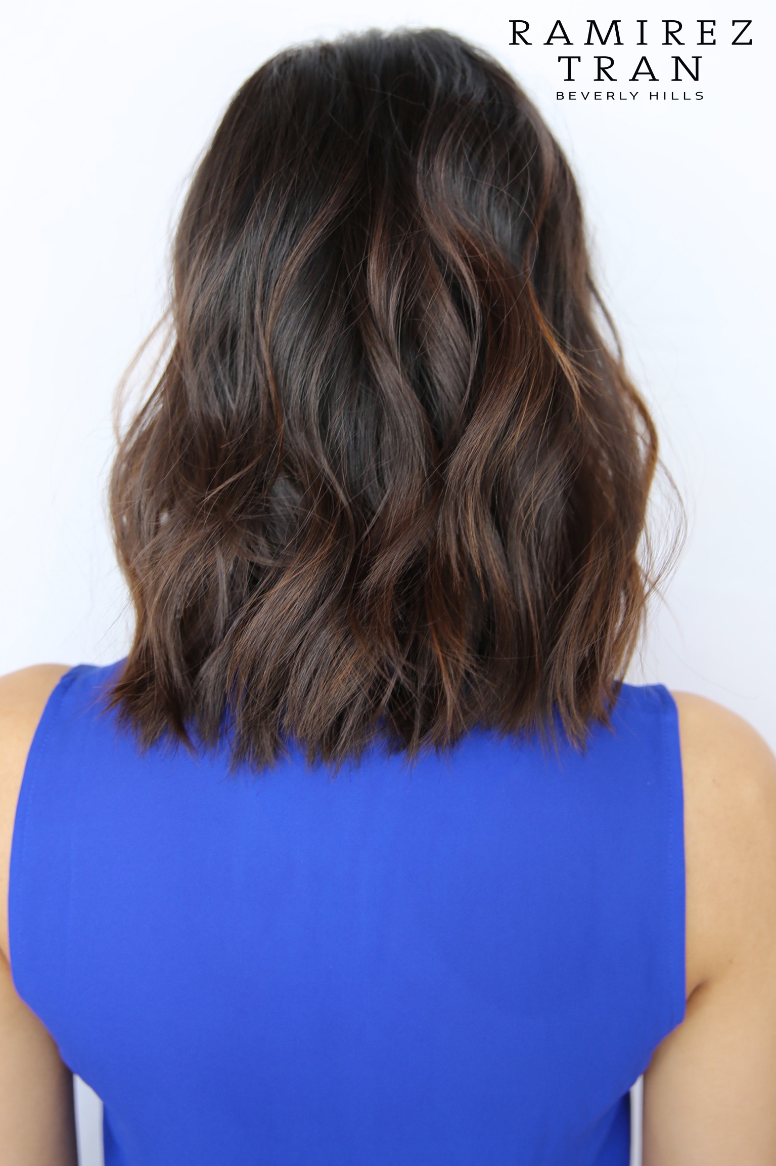 Subtle Highlights On Brunette Hair Archives Ramirez Tran Salon